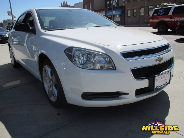 2011 Chevrolet Malibu 4dr Sdn LS w1FL We have assembled the most advanced network of lenders to en