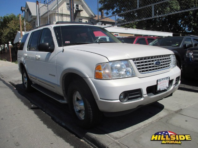 2002 Ford Explorer 4dr 114 WB Limited 4WD ABS4-Wheel Disc Brakes5-Speed ATACATAdjustable P
