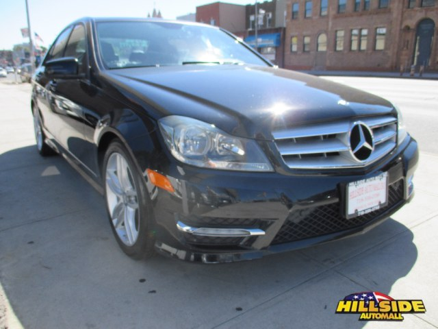2012 MERCEDES C-Class 4dr Sdn C300 Sport 4MATIC We have assembled the most advanced network of lend