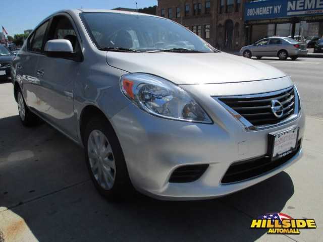 2012 Nissan Versa 4dr Sdn CVT 16 SV We have assembled the most advanced network of lenders to ensu