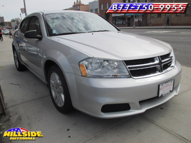2012 Dodge Avenger 4dr Sdn SE We have assembled the most advanced network of lenders to ensure you