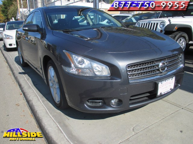 2011 Nissan Maxima 4dr Sdn V6 CVT 35 SV wPremiu We have assembled the most advanced network of le