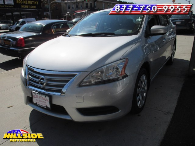 2013 Nissan Sentra 4dr Sdn I4 CVT SV We have assembled the most advanced network of lenders to ens