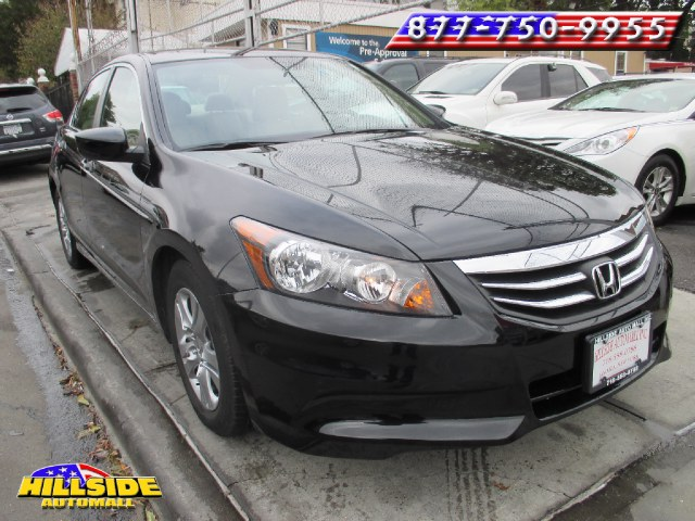 2012 Honda Accord Sdn 4dr I4 Auto SE PZEV We have assembled the most advanced network of lenders to