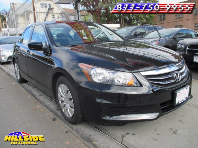 2012 Honda Accord Sdn LE 4 Cylinder EngineABS4-Wheel Disc Brakes5-Speed ATACATAdjustable S