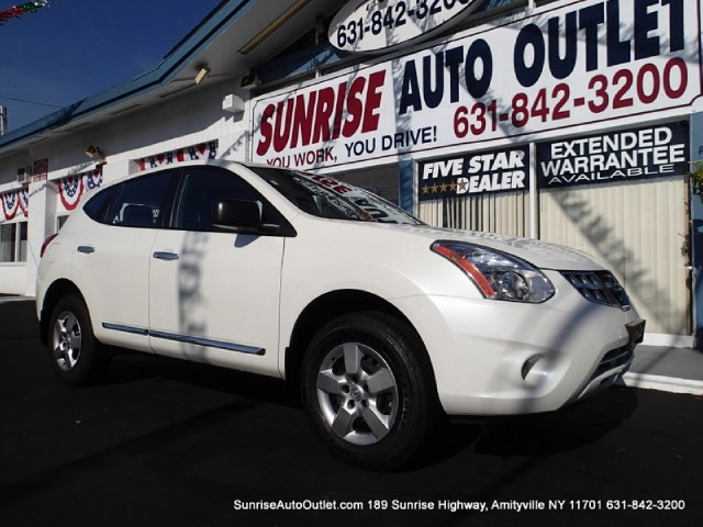 2013 Nissan Rogue AWD 4dr S Sunrise Auto Outlet  is the car shopping destination for Long Island Q