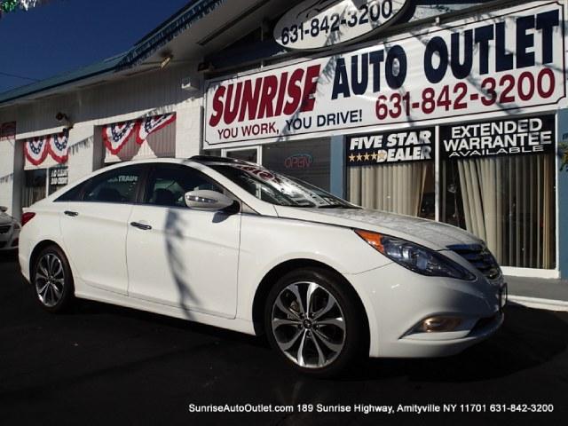 2013 Hyundai Sonata 4dr Sdn 20T Auto Limited Sunrise Auto Outlet  is the car shopping destination