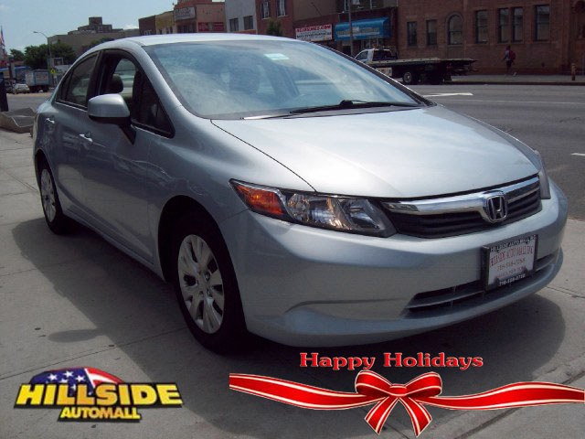 2012 Honda Civic Sdn 4dr Auto LX PZEV We have assembled the most advanced network of lenders to ens