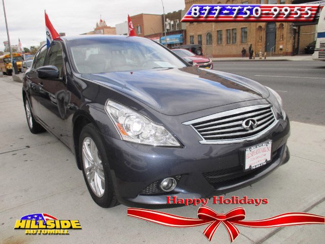 2011 Infiniti G37 Sedan 4dr x AWD We have assembled the most advanced network of lenders to ensure