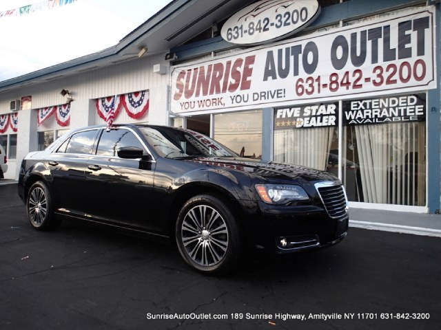 2013 Chrysler 300 4dr Sdn 300S AWD Sunrise Auto Outlet  is the car shopping destination for Long Is