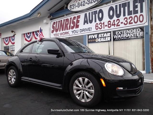 2014 Volkswagen Beetle Coupe 2dr Auto 18T Entry PZEV Sunrise Auto Outlet  is the car shopping dest