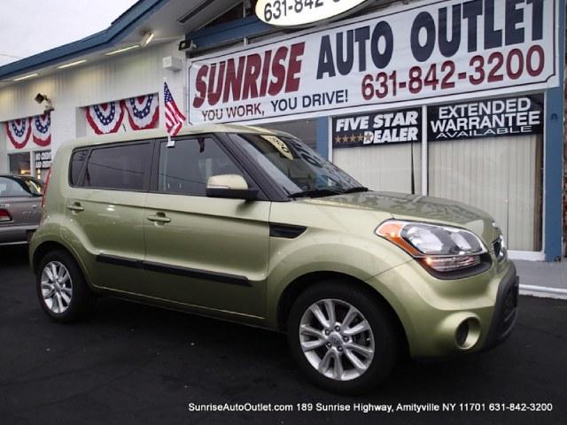 2012 Kia Soul 5dr Wgn Auto  Sunrise Auto Outlet  is the car shopping destination for Long Island