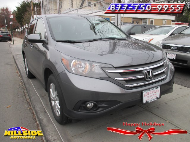 2012 Honda CR-V 4WD 5dr EX We have assembled the most advanced network of lenders to ensure you get