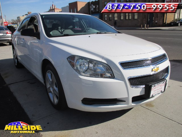 2012 Chevrolet Malibu 4dr Sdn LS w1FL We have assembled the most advanced network of lenders to en