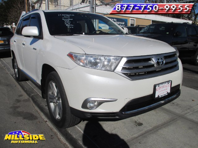 2012 Toyota Highlander 4WD 4dr V6  Limited Natl We have assembled the most advanced network of le