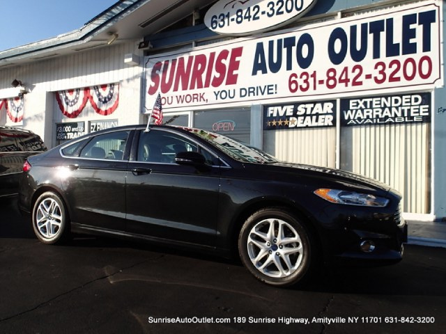 2013 Ford Fusion 4dr Sdn SE FWD Sunrise Auto Outlet  is the car shopping destination for Long Islan