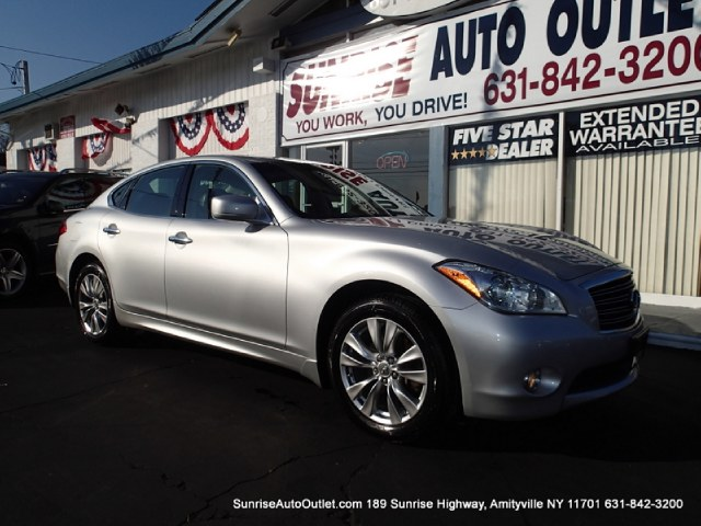 2012 Infiniti M37 4dr Sdn AWD Sunrise Auto Outlet  is the car shopping destination for Long Island
