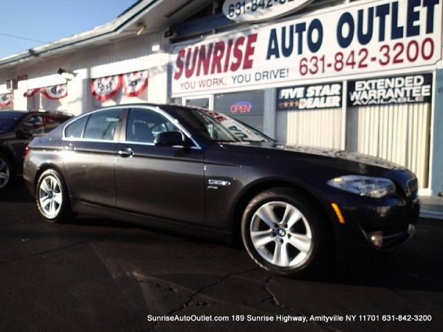 2012 BMW 5 Series 4dr Sdn 528i xDrive AWD Sunrise Auto Outlet  is the car shopping destination for