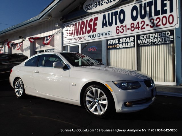 2011 BMW 3 Series 2dr Cpe 328i xDrive AWD SULEV Sunrise Auto Outlet  is the car shopping destinatio