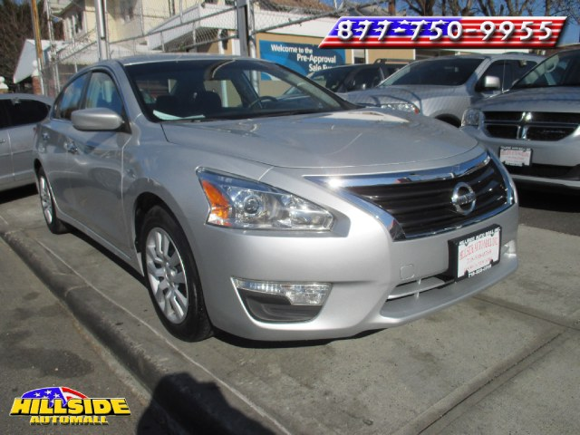 2013 Nissan Altima 4dr Sdn I4 25 S We have assembled the most advanced network of lenders to ensur