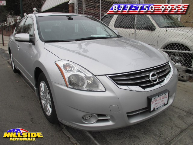 2012 Nissan Altima 25 SL We have assembled the most advanced network of lenders to ensure you get