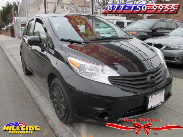 2014 Nissan Versa Note 5dr HB CVT 16 SV We have assembled the most advanced network of lenders to
