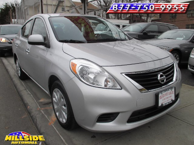 2013 Nissan Versa SV We have assembled the most advanced network of lenders to ensure you get the l