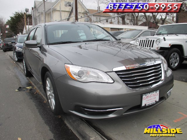2012 Chrysler 200 4dr Sdn LX We have assembled the most advanced network of lenders to ensure you g