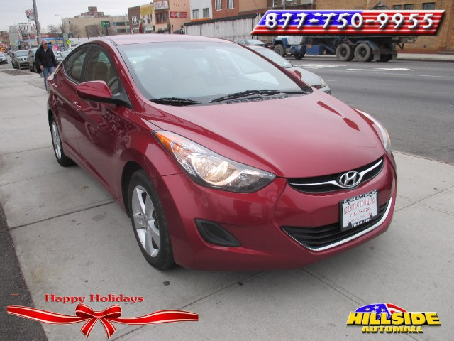 2013 Hyundai Elantra SE We have assembled the most advanced network of lenders to ensure you get th