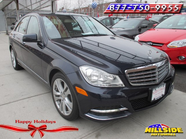 2012 MERCEDES C-Class 4dr Sdn C300 Luxury 4MATIC We have assembled the most advanced network of len