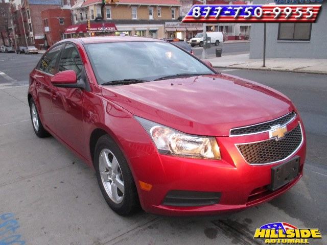 2014 Chevrolet Cruze 4dr Sdn Auto 1LT We have assembled the most advanced network of lenders to ens