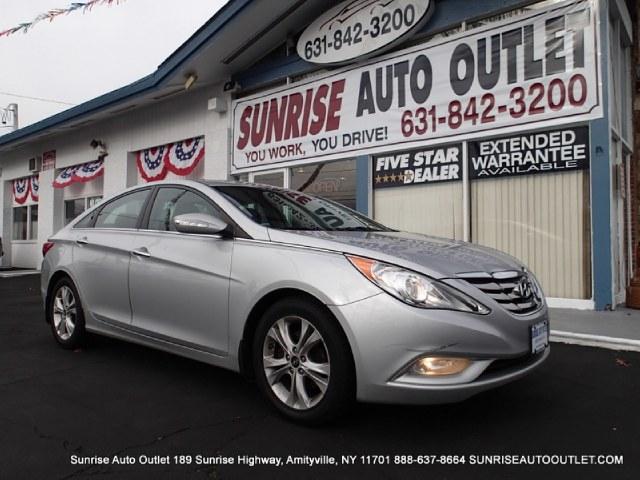 2011 Hyundai Sonata 4dr Sdn 24L Auto Ltd PZEV Sunrise Auto Outlet  is the car shopping destination