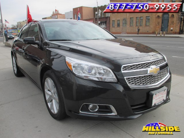2013 Chevrolet Malibu 4dr Sdn LTZ w1LZ We have assembled the most advanced network of lenders to e