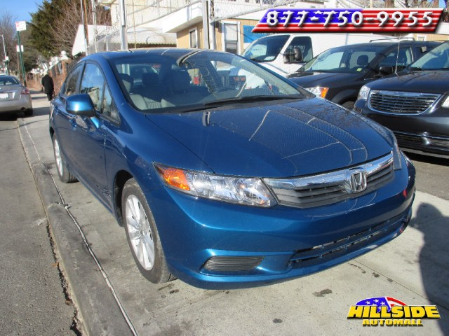 2012 Honda Civic Sdn 4dr Auto EX-L We have assembled the most advanced network of lenders to ensur