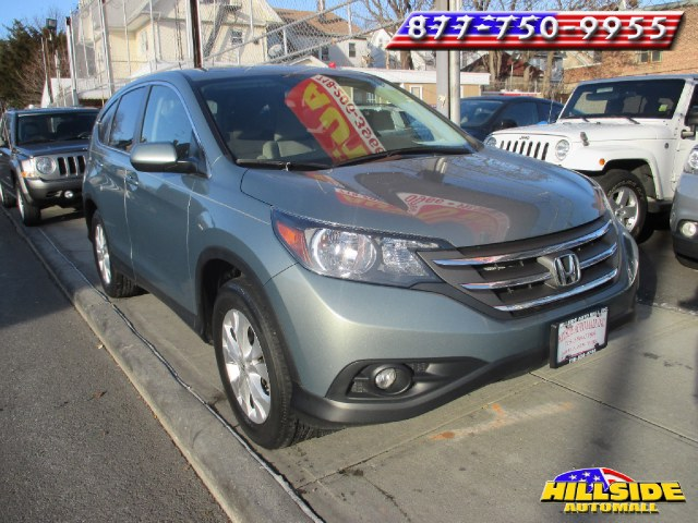 2012 Honda CR-V 4WD 5dr EX We have assembled the most advanced network of lenders to ensure you ge