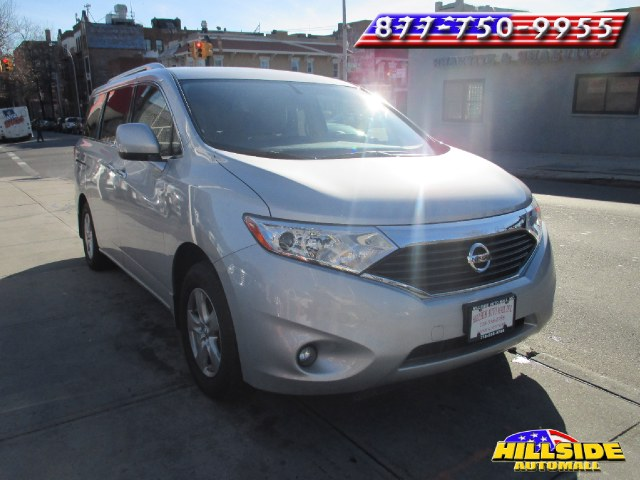 2012 Nissan Quest 4dr SV We have assembled the most advanced network of lenders to ensure you get t