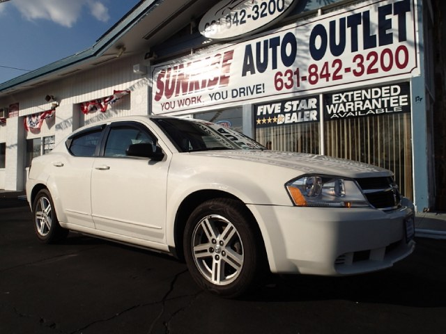 2008 Dodge Avenger 4dr Sdn SXT FWD Sunrise Auto Outlet  is the car shopping destination for Long Is
