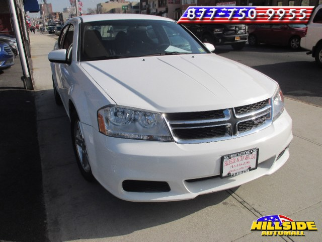 2012 Dodge Avenger 4dr Sdn SXT We have assembled the most advanced network of lenders to ensure you