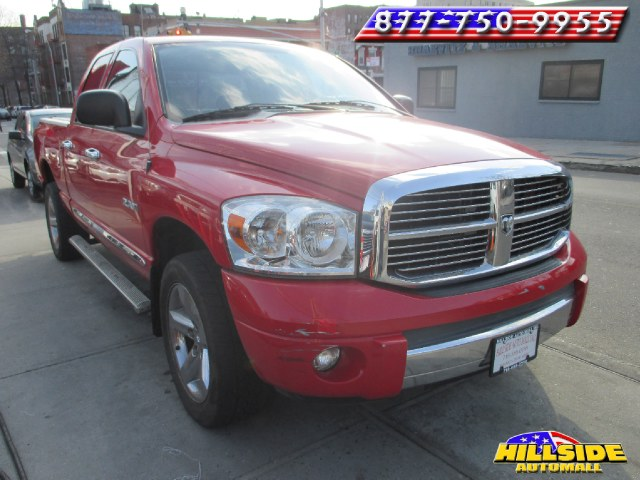 2008 Dodge Ram 1500 4WD Quad Cab 1405 Laramie We have assembled the most advanced network of lend