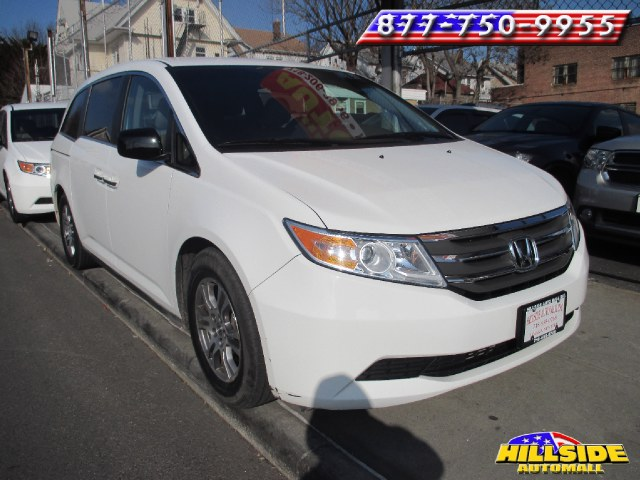 2012 Honda Odyssey 5dr EX We have assembled the most advanced network of lenders to ensure you get