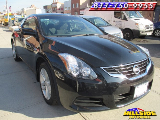 2012 Nissan Altima 2dr Cpe I4 CVT 25 S We have assembled the most advanced network of lenders to e