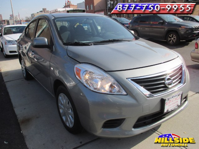 2013 Nissan Versa 4dr Sdn CVT 16 SV We have assembled the most advanced network of lenders to ensu