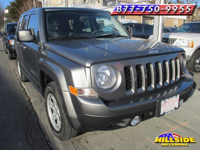 2014 Jeep Patriot 4WD 4dr Sport We have assembled the most advanced network of lenders to ensure yo