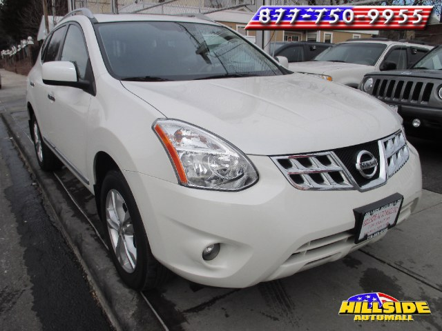 2012 Nissan Rogue AWD 4dr SV We have assembled the most advanced network of lenders to ensure you g
