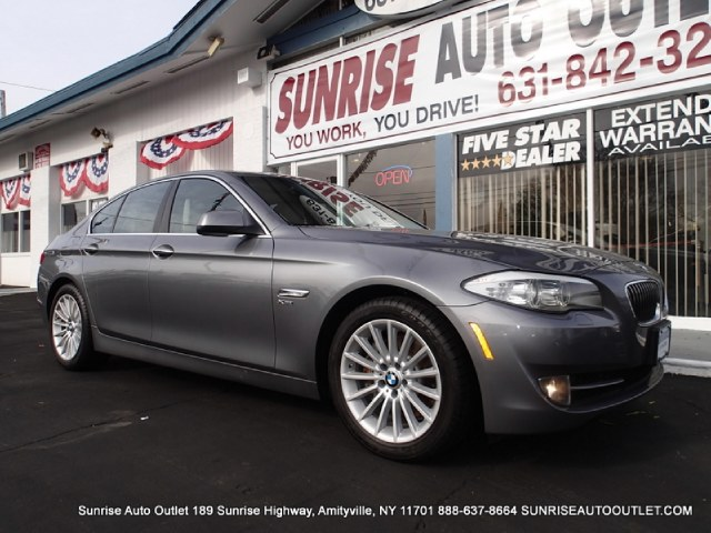 2011 BMW 5 Series 4dr Sdn 535i xDrive AWD Sunrise Auto Outlet  is the car shopping destination for