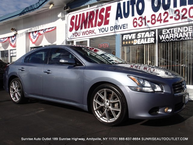 2011 Nissan Maxima 4dr Sdn V6 CVT 35 SV wSport Sunrise Auto Outlet  is the car shopping destinati