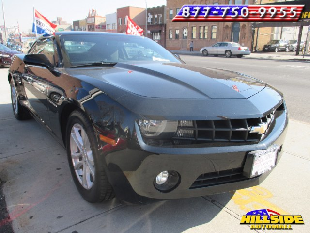 2013 Chevrolet Camaro 2dr Cpe LT w1LT We have assembled the most advanced network of lenders to en