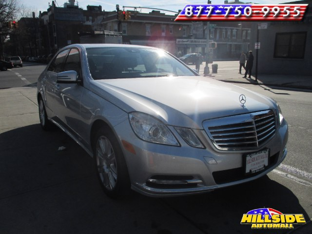 2013 MERCEDES E-Class 4dr Sdn E350 Luxury 4MATIC Lt We have assembled the most advanced network of