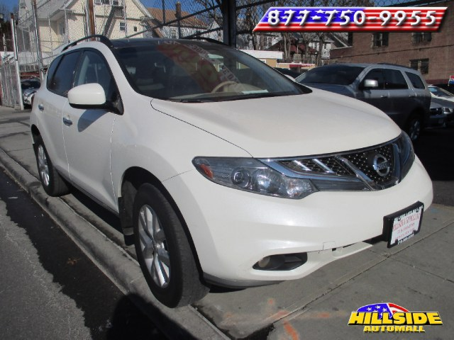 2012 Nissan Murano AWD 4dr SL We have assembled the most advanced network of lenders to ensure you
