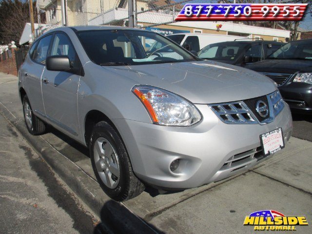 2013 Nissan Rogue AWD 4dr S We have assembled the most advanced network of lenders to ensure you ge